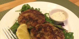 1000 food family makes codfish cakes